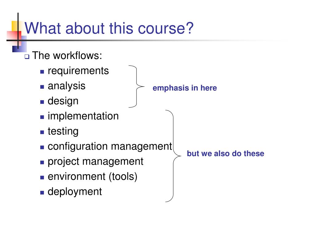 What about this course?