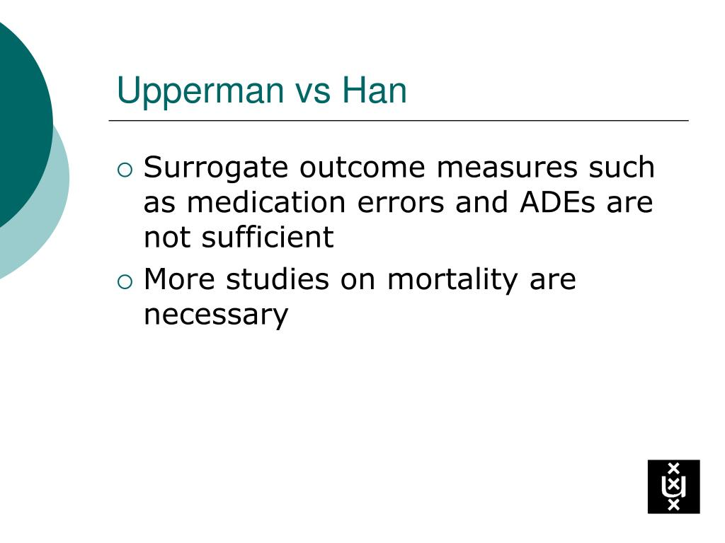 Upperman vs Han