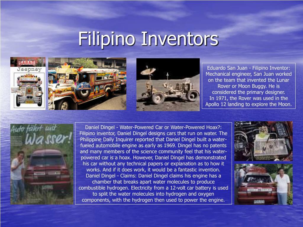 Filipino Inventors