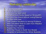 marketing leadership9