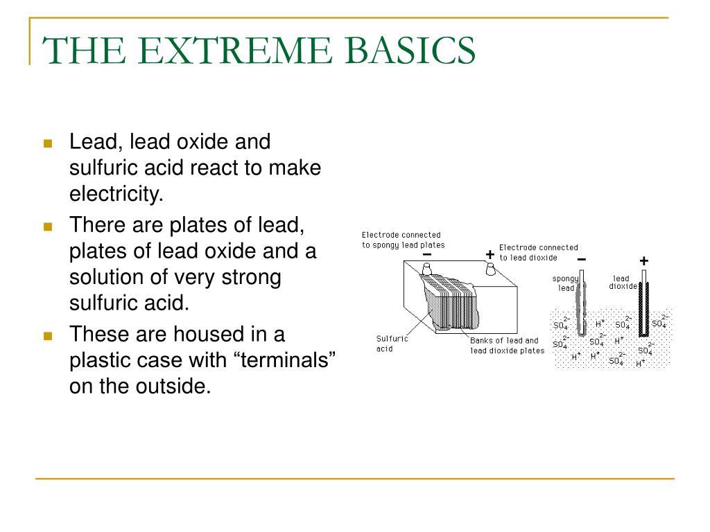 THE EXTREME BASICS