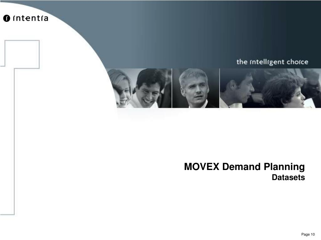 MOVEX Demand Planning