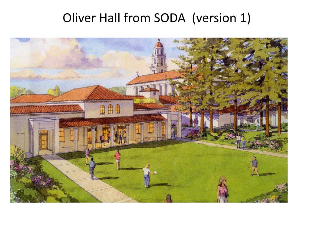 Oliver Hall from SODA  (version 1)