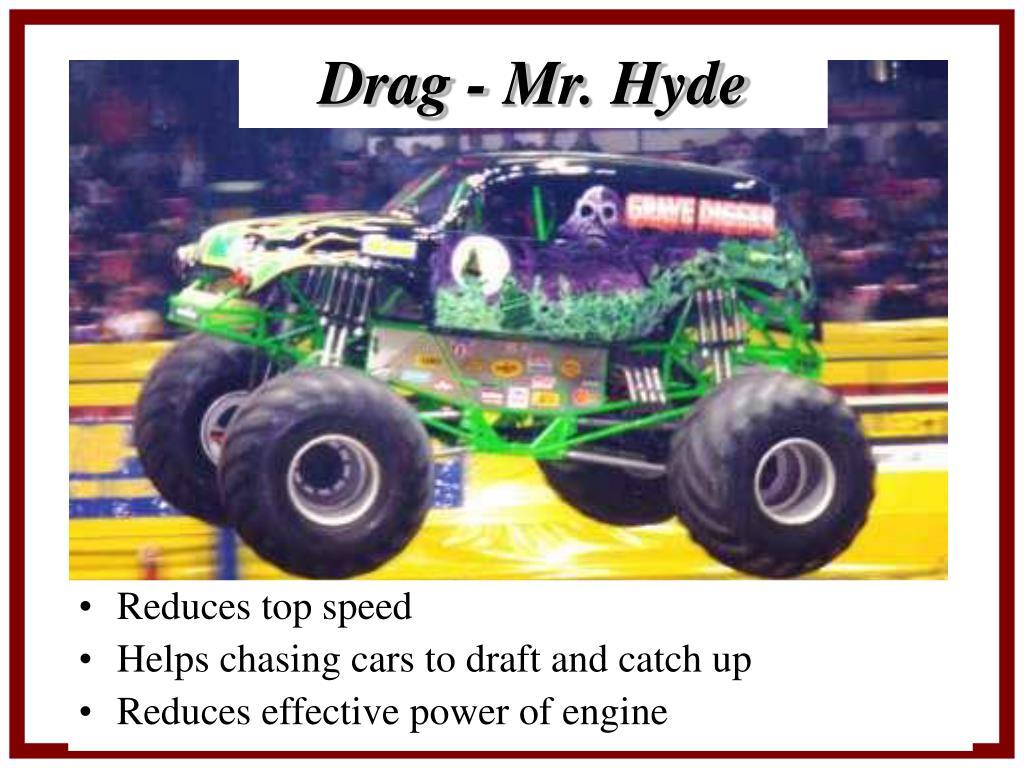Drag - Mr. Hyde