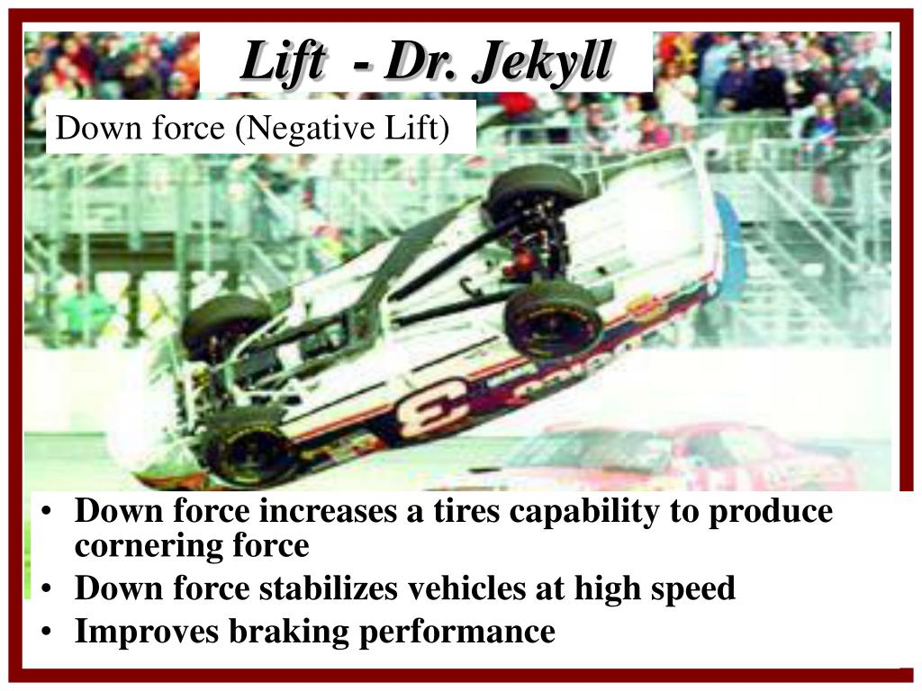 Lift  - Dr. Jekyll