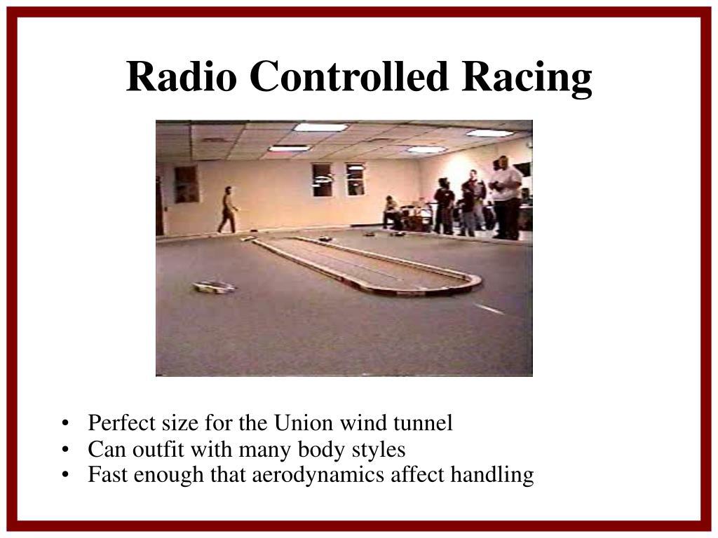Radio Controlled Racing