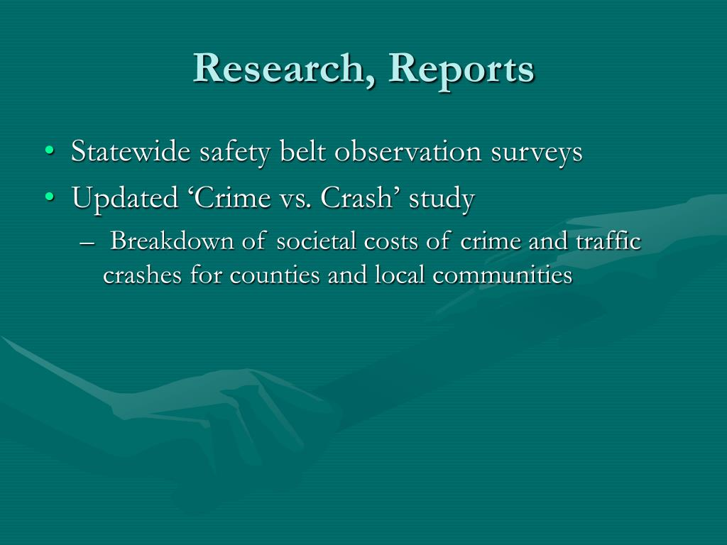 Research, Reports