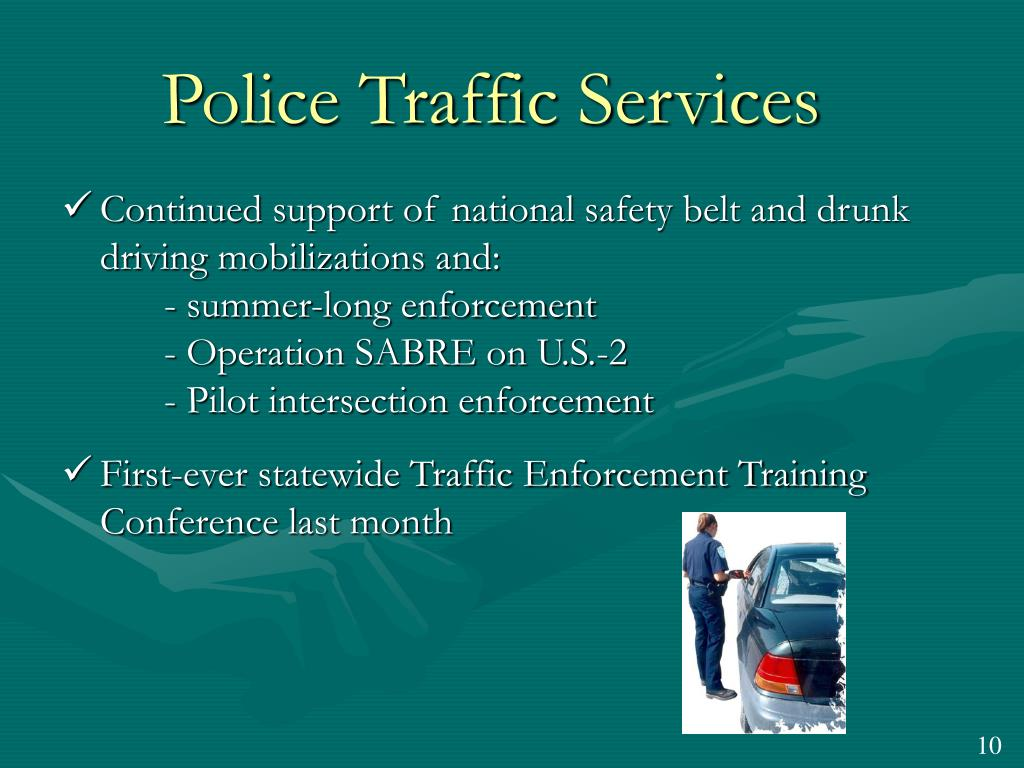 Police Traffic Services