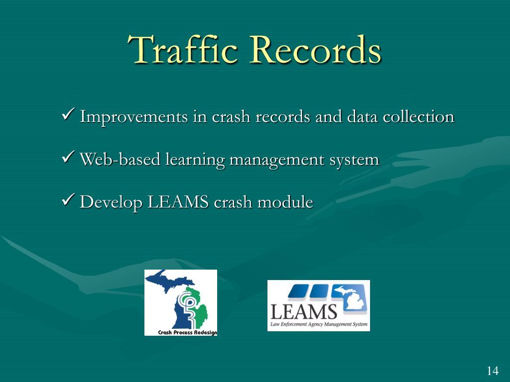 Traffic Records