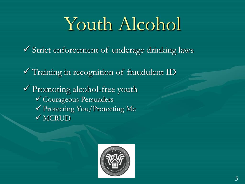 Youth Alcohol