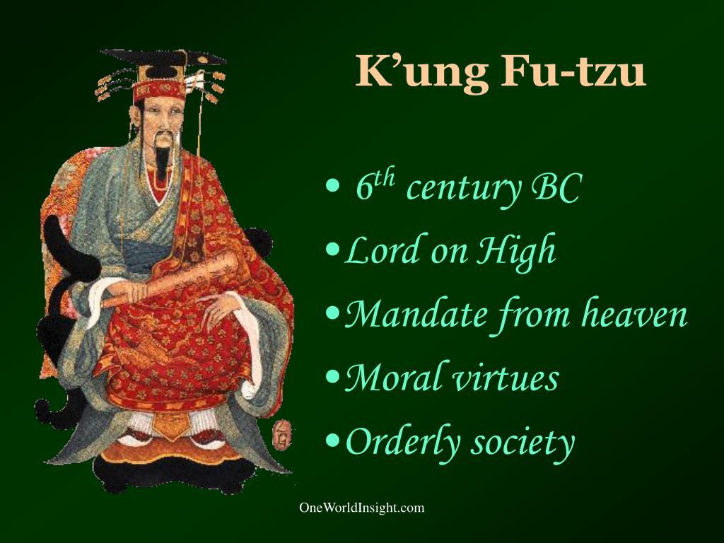 K'ung Fu-tzu