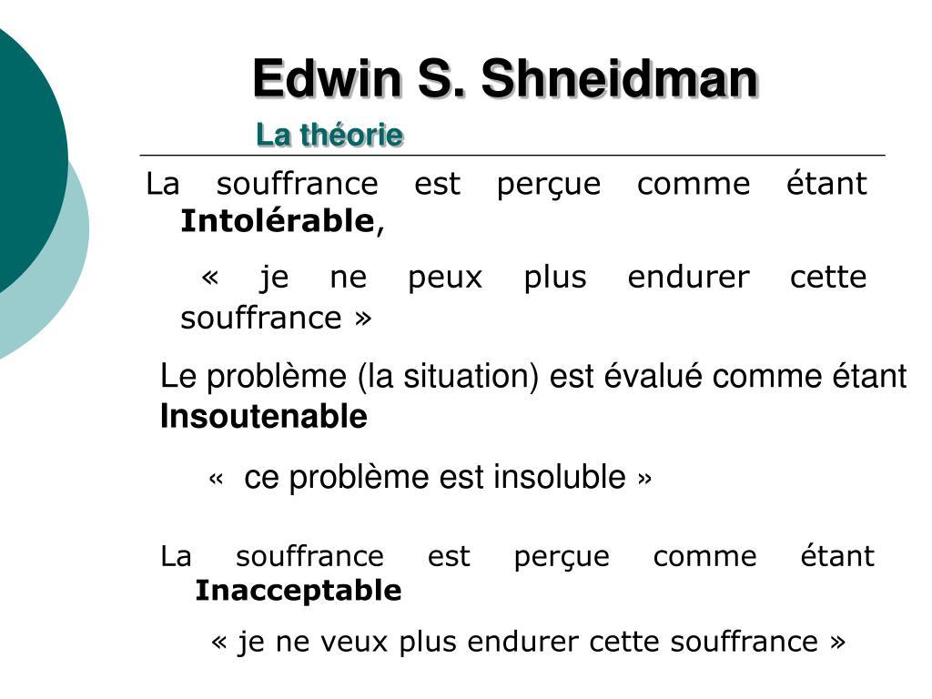 Edwin S. Shneidman