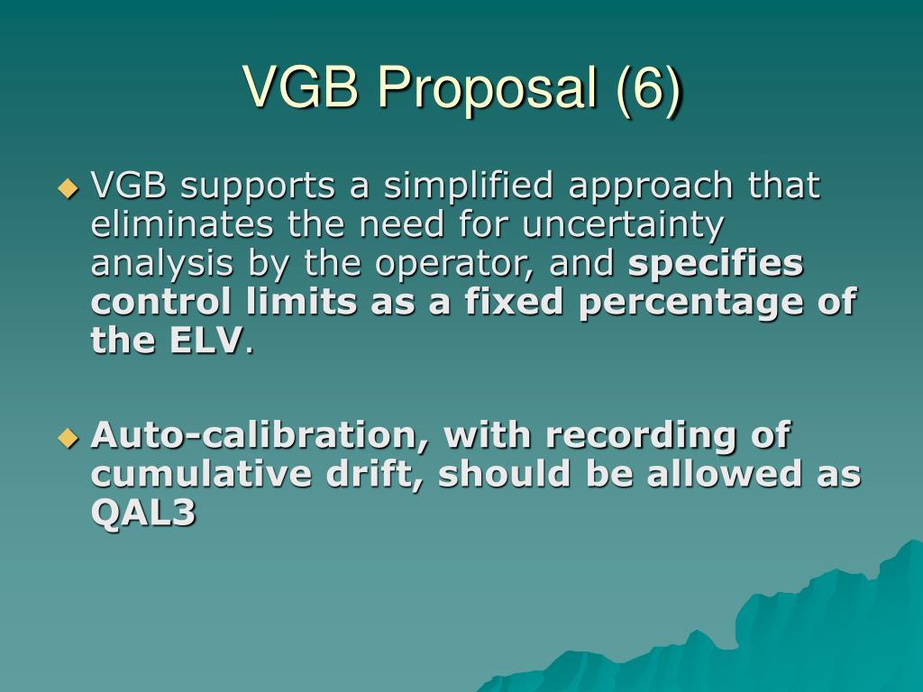 VGB Proposal (6)