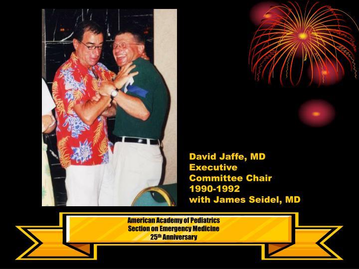 David Jaffe, MD