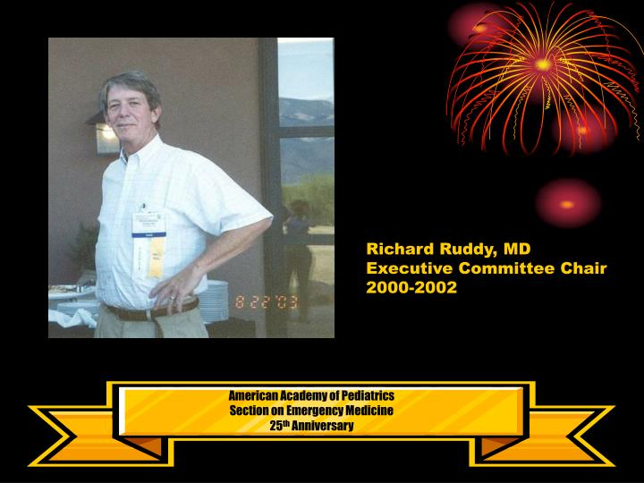 Richard Ruddy, MD