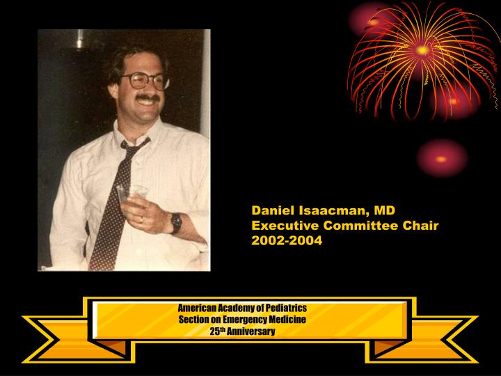 Daniel Isaacman, MD