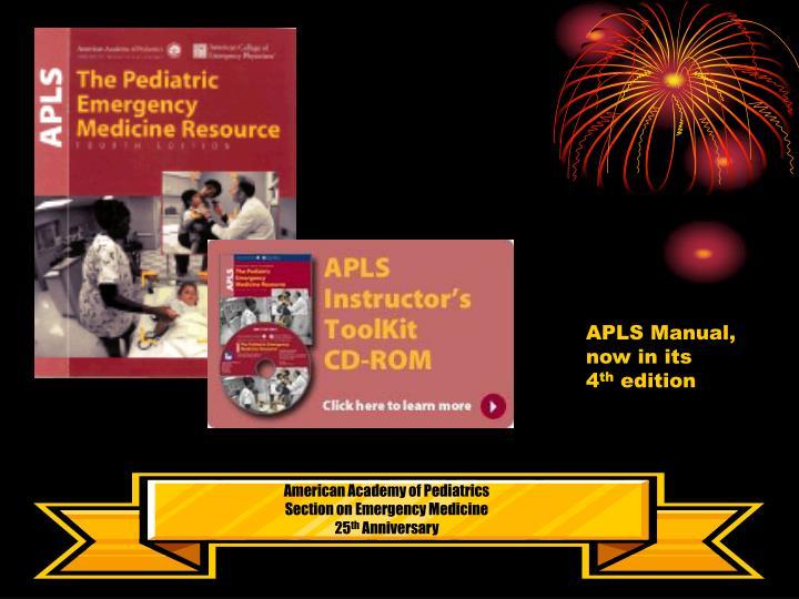 APLS Manual,