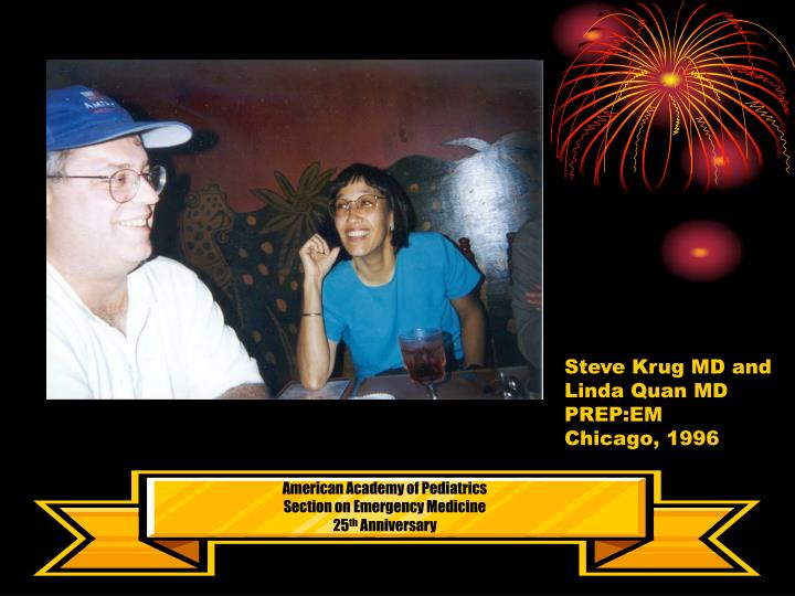 Steve Krug MD and