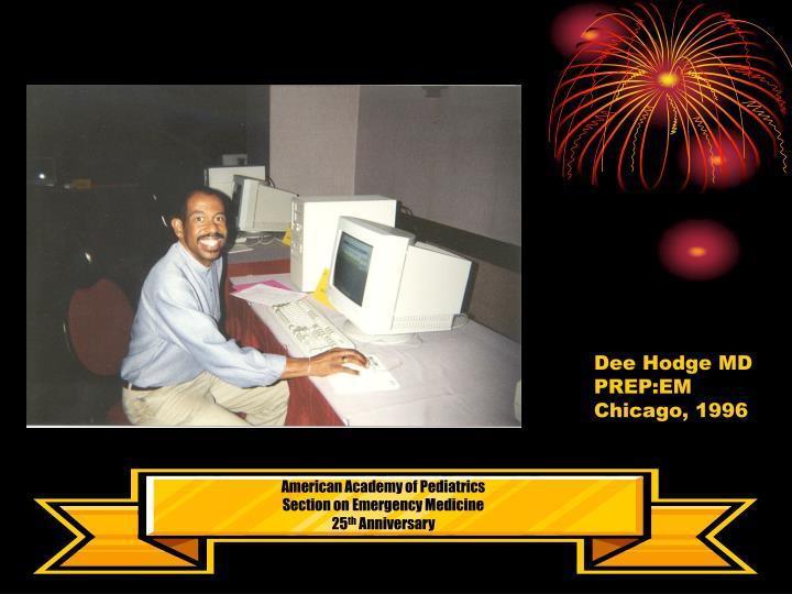 Dee Hodge MD