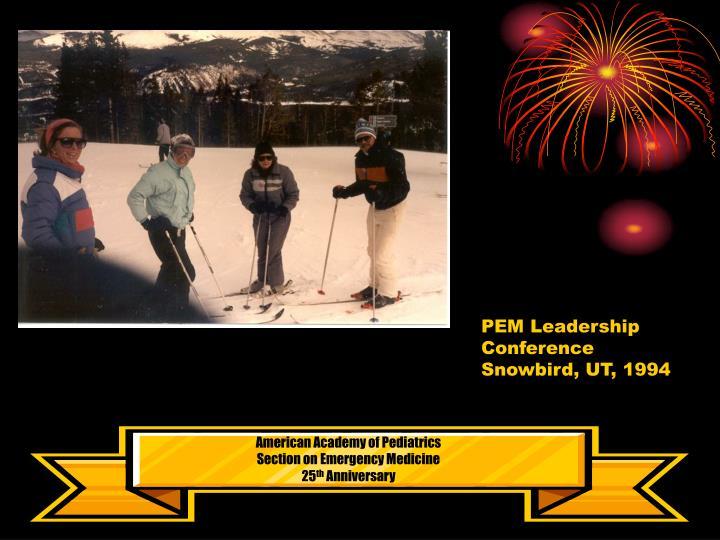 PEM Leadership