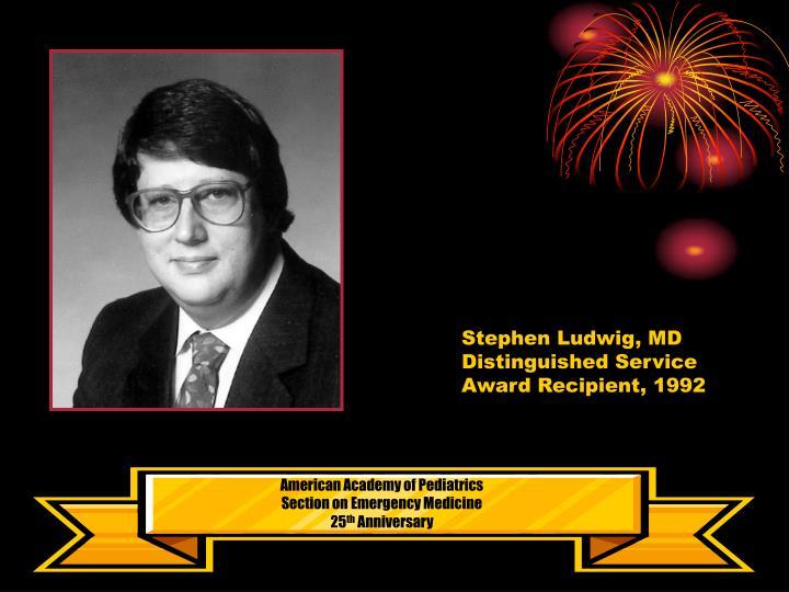 Stephen Ludwig, MD