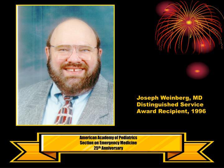 Joseph Weinberg, MD