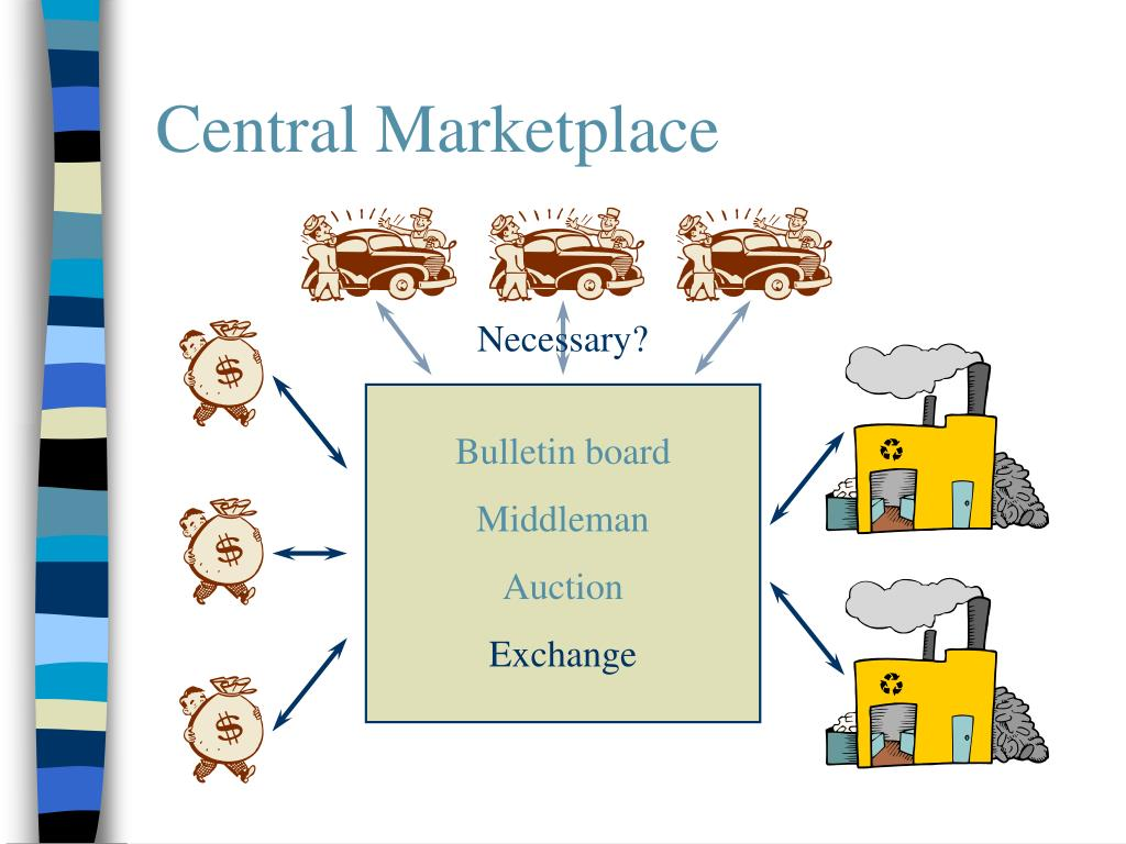 Central Marketplace