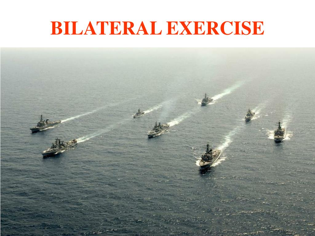 BILATERAL EXERCISE