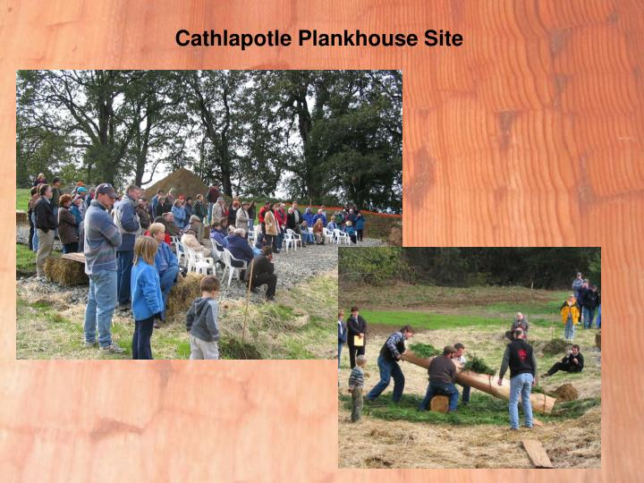 Cathlapotle Plankhouse Site