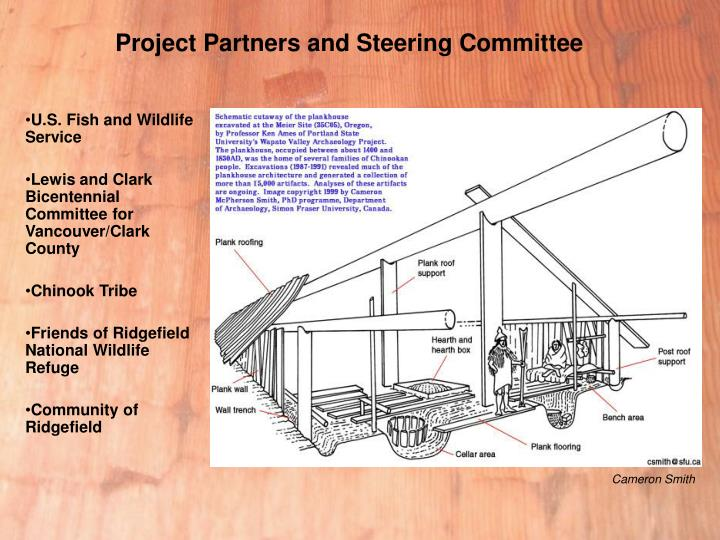 Project Partners and Steering Committee