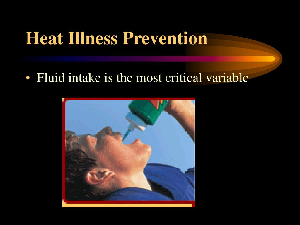 Heat Illness Prevention