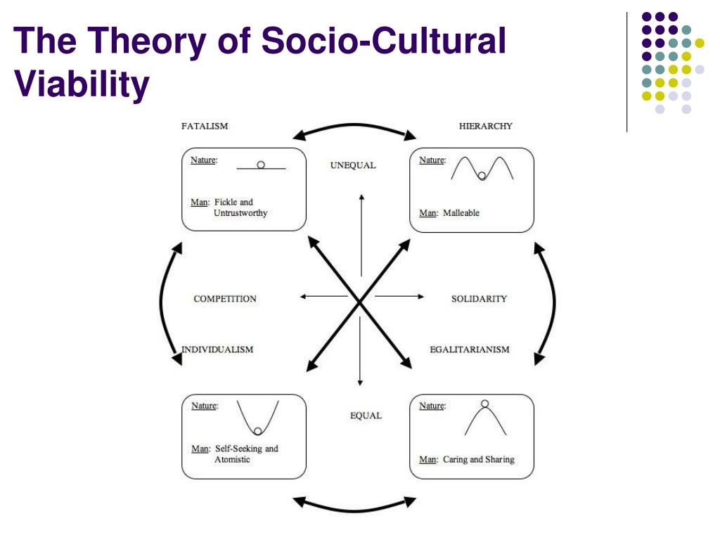 The Theory of Socio-Cultural Viability