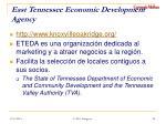 east tennessee economic development agency