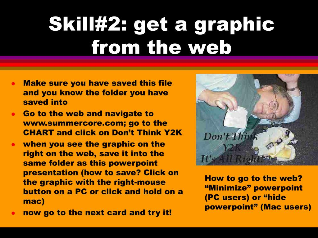 Skill#2: get a graphic from the web