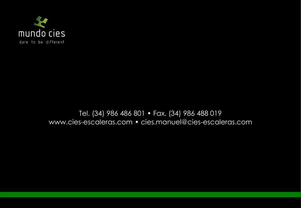 Tel. (34) 986 486 801 • Fax. (34) 986 488 019