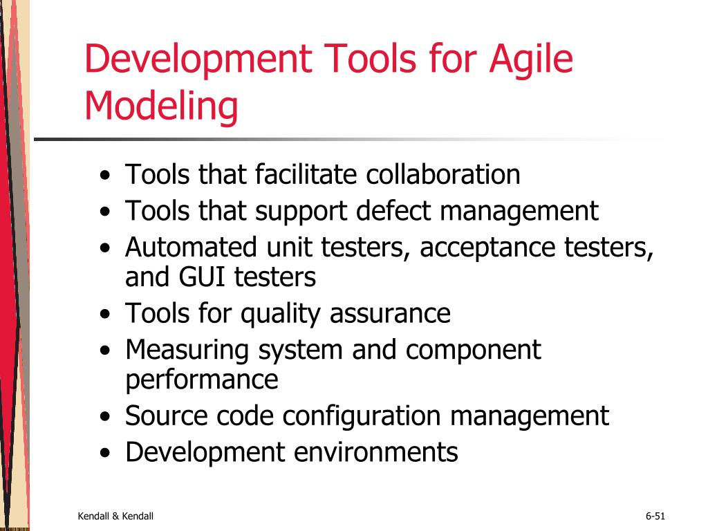 Development Tools for Agile Modeling