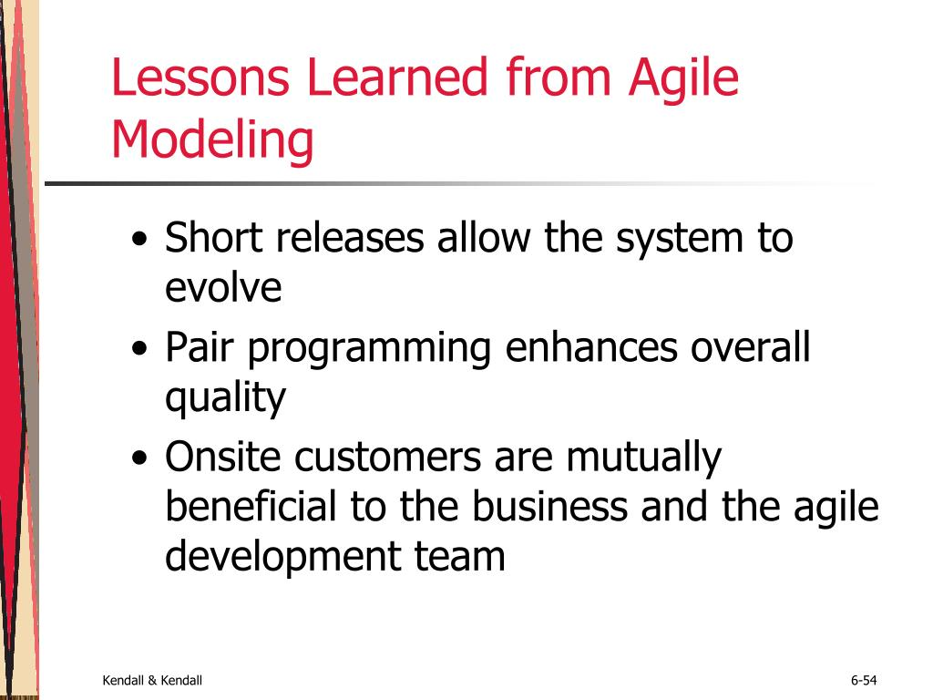 Lessons Learned from Agile Modeling