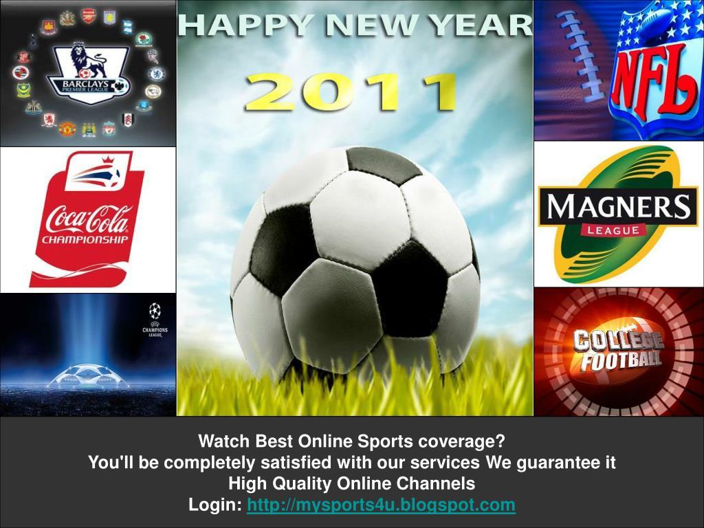 Watch Best Online Sports coverage?