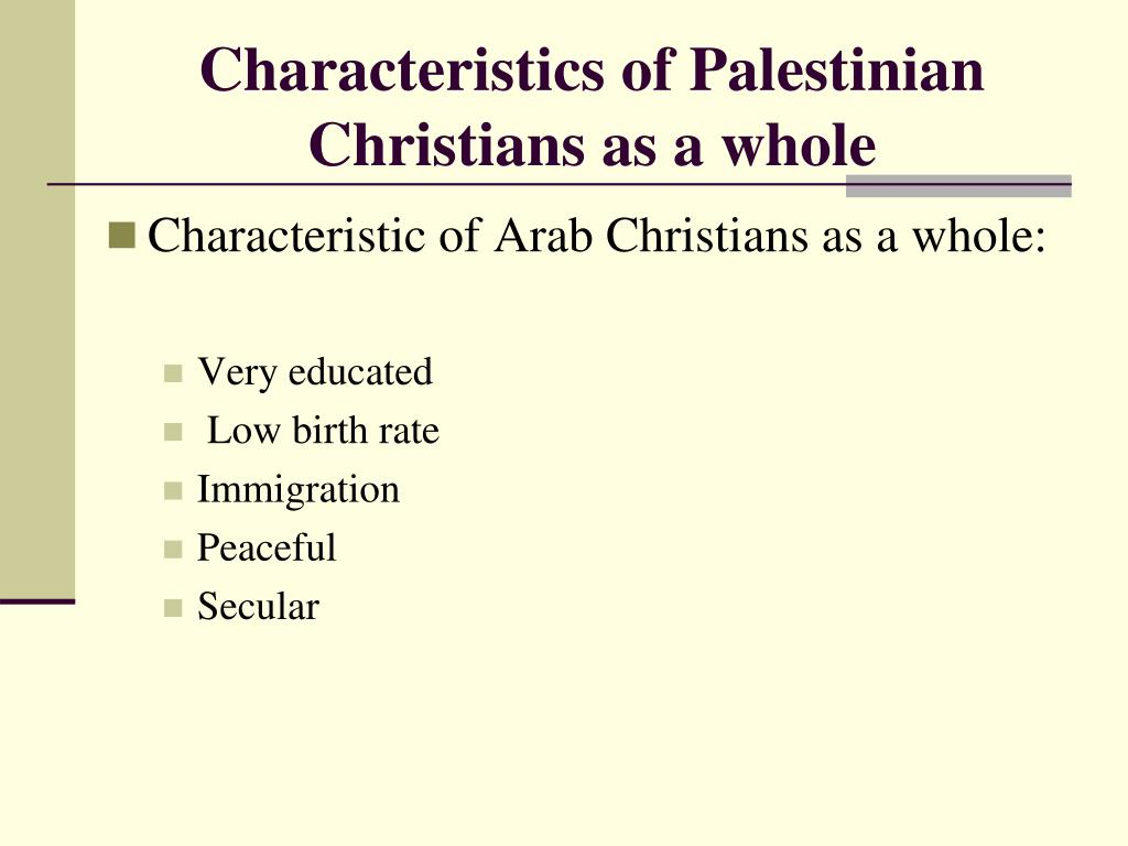 qualities of a christians True christian characteristics sermon outlines & bible study christian characteristics sermon outlines, bible study as christians we must realize we are.