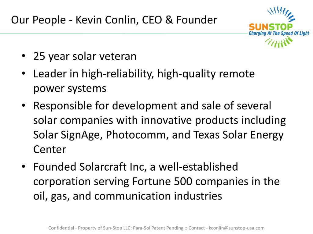 Our People - Kevin