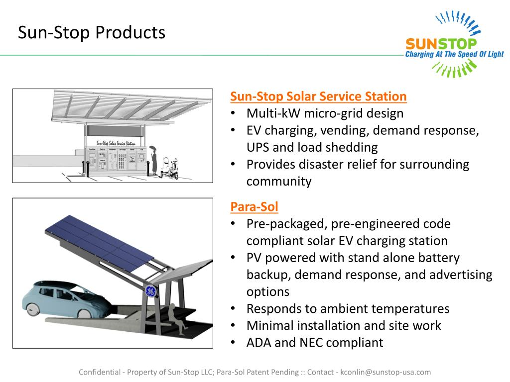 Sun-Stop Products