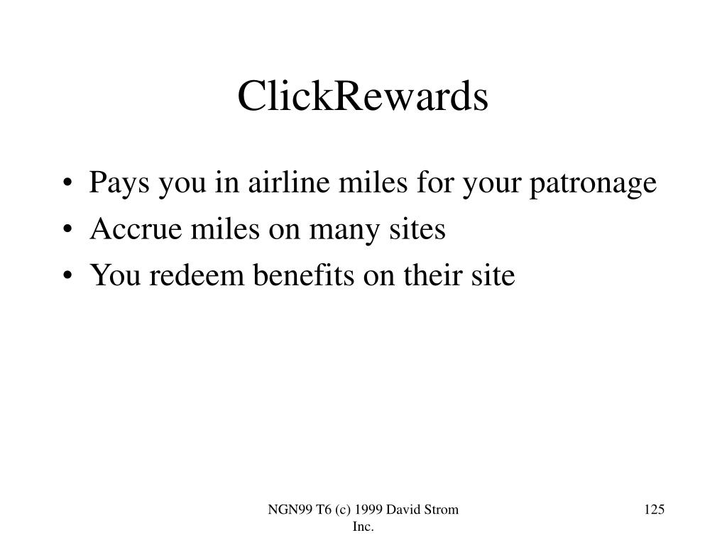 ClickRewards