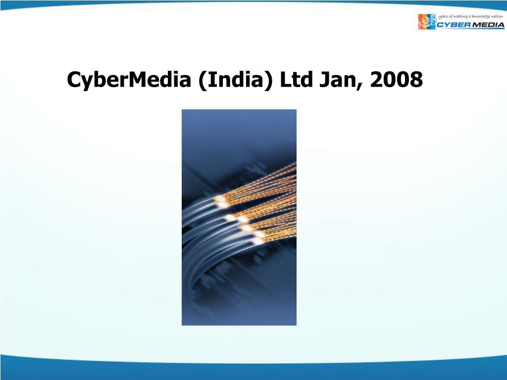 CyberMedia (India) Ltd