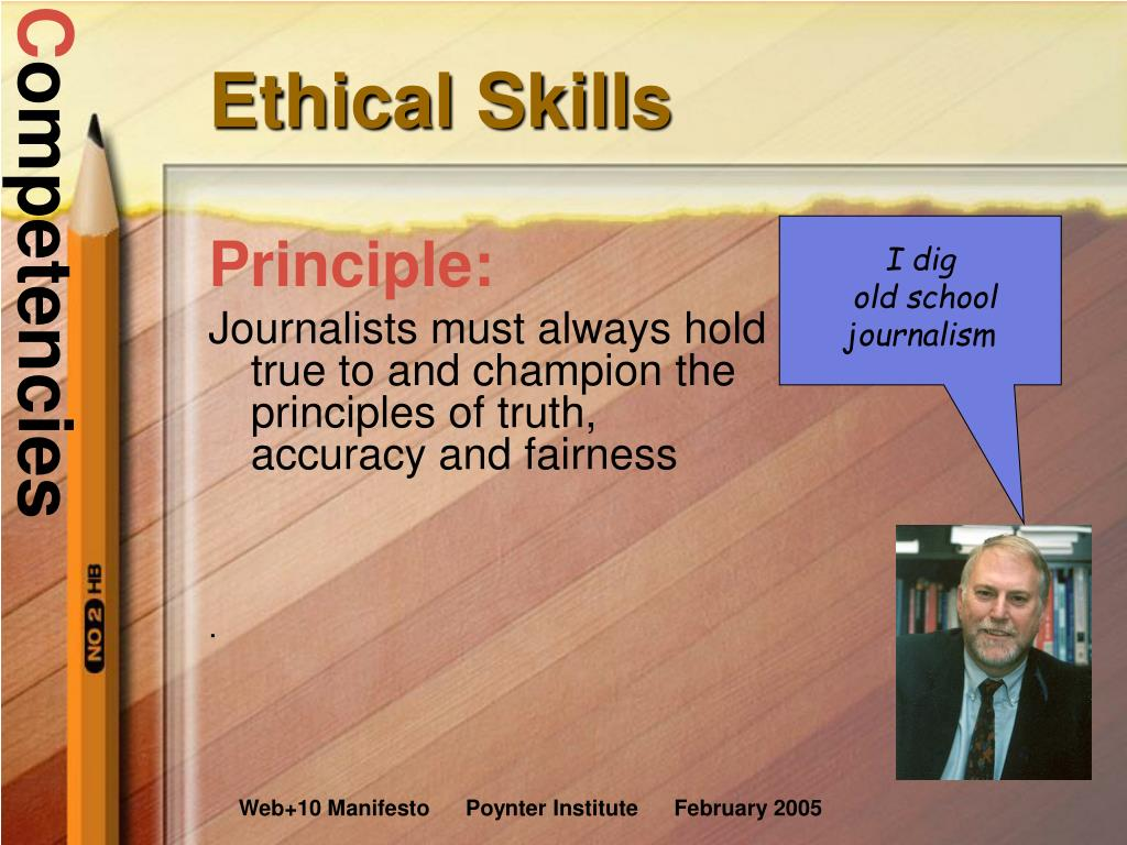 Ethical Skills