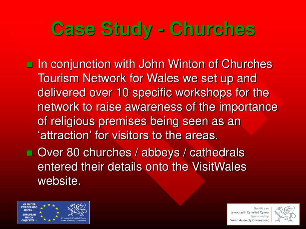 Case Study - Churches