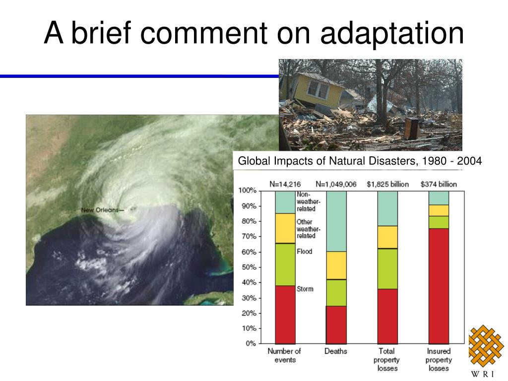 A brief comment on adaptation