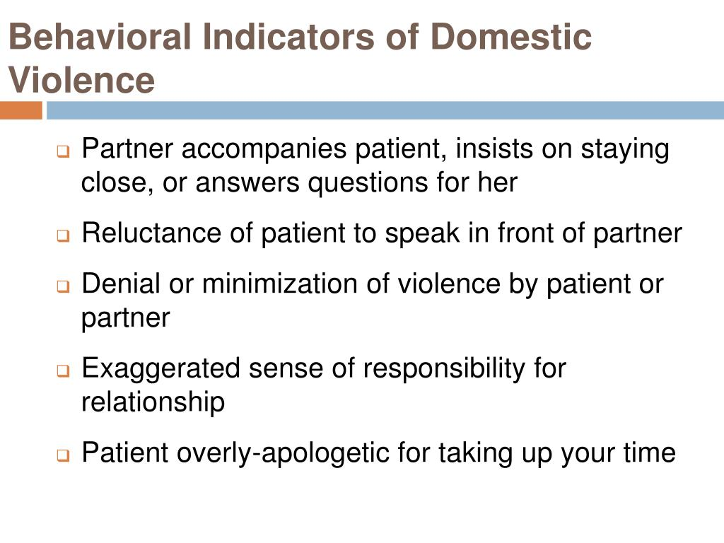 domestic violence or is the problem exaggerated Leading to a focused appreciation for the magnitude of the problem  domestic and sexual violence family or domestic violence  exaggerated startle response.