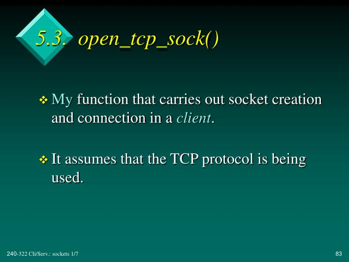 5.3.  open_tcp_sock()