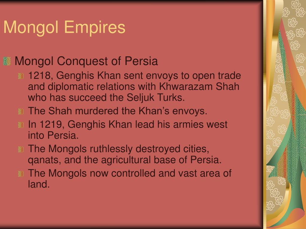Mongol Empires