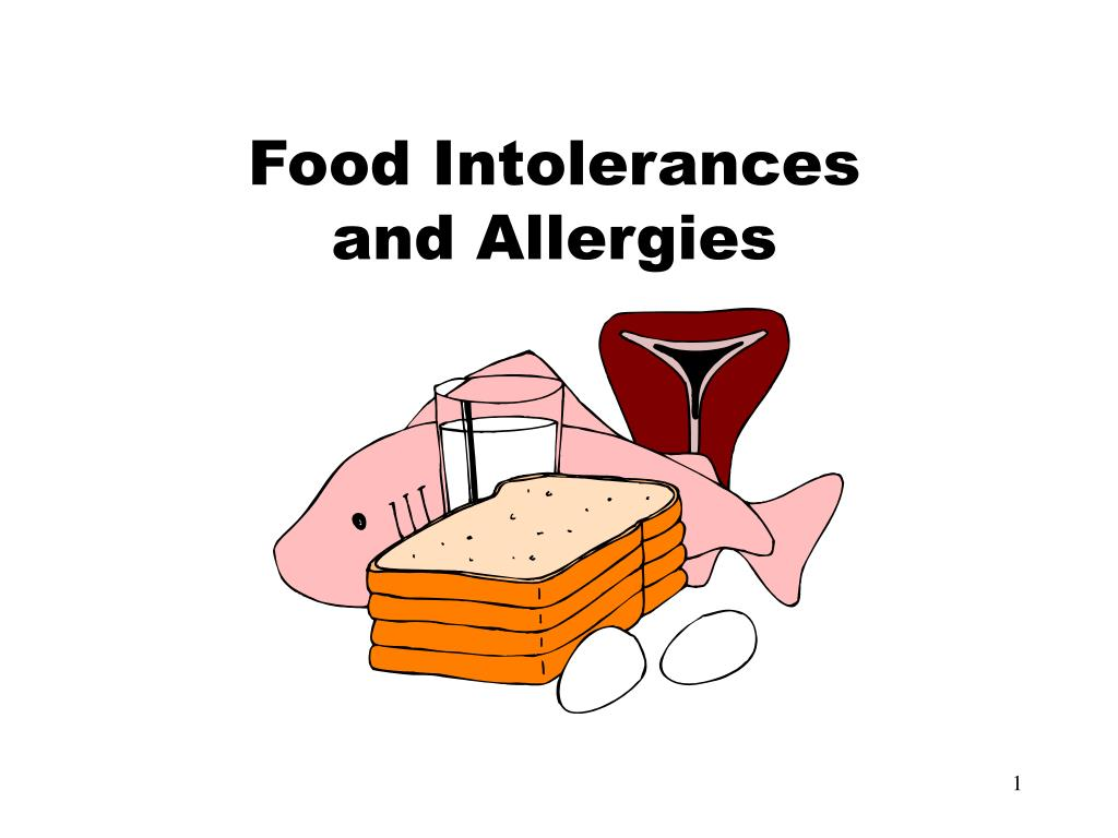 Food Intolerances and Allergies